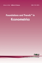 Foundations and Trends® in Econometrics