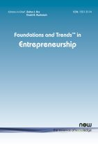 Foundations and Trends® in Entrepreneurship
