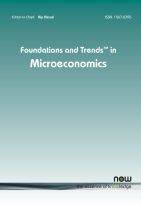 Foundations and Trends® in Microeconomics
