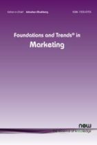 Foundations and Trends® in Marketing