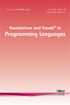 Foundations and Trends® in Programming Languages