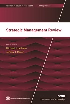 Strategic Management Review
